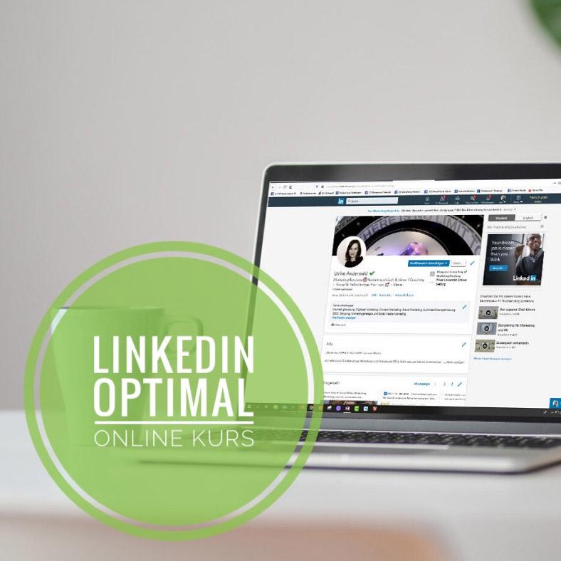 LinkedIn Profil Optimieren Online Kurs
