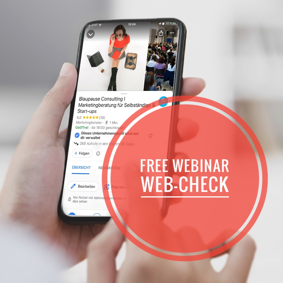 Free Website Check - Google Ranking verbessern